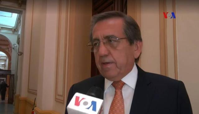 Congresistas peruanos denunciaron a Maduro, Diosdado y Reverol ante la CPI