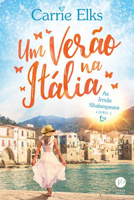 Um verão na Itália - As irmãs de Shakespeare