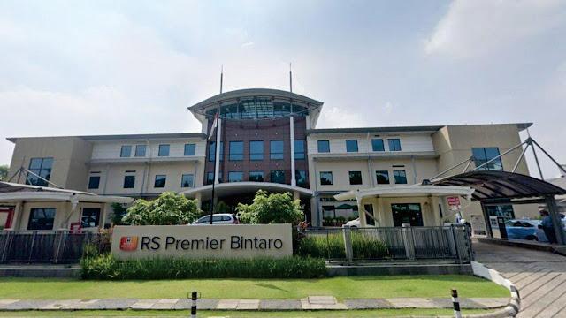 Lowongan Kerja Rumah Sakit Premier Bintaro Tangerang