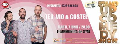 stand up comedy Oradea