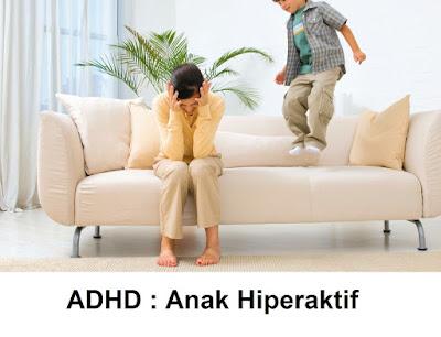 Gejala Gangguan Penyakit ADHD : Hiperaktif Pada Anak-Anak, Remaja Dan Orang Dewasa   anak autis   terapi anak terlambat bicara  
