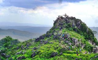 Gunung Manggir Tadanan Blora