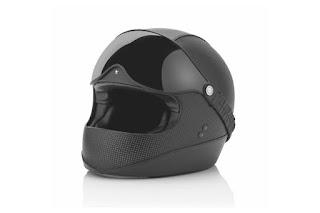 Montblanc motorcycle helmet