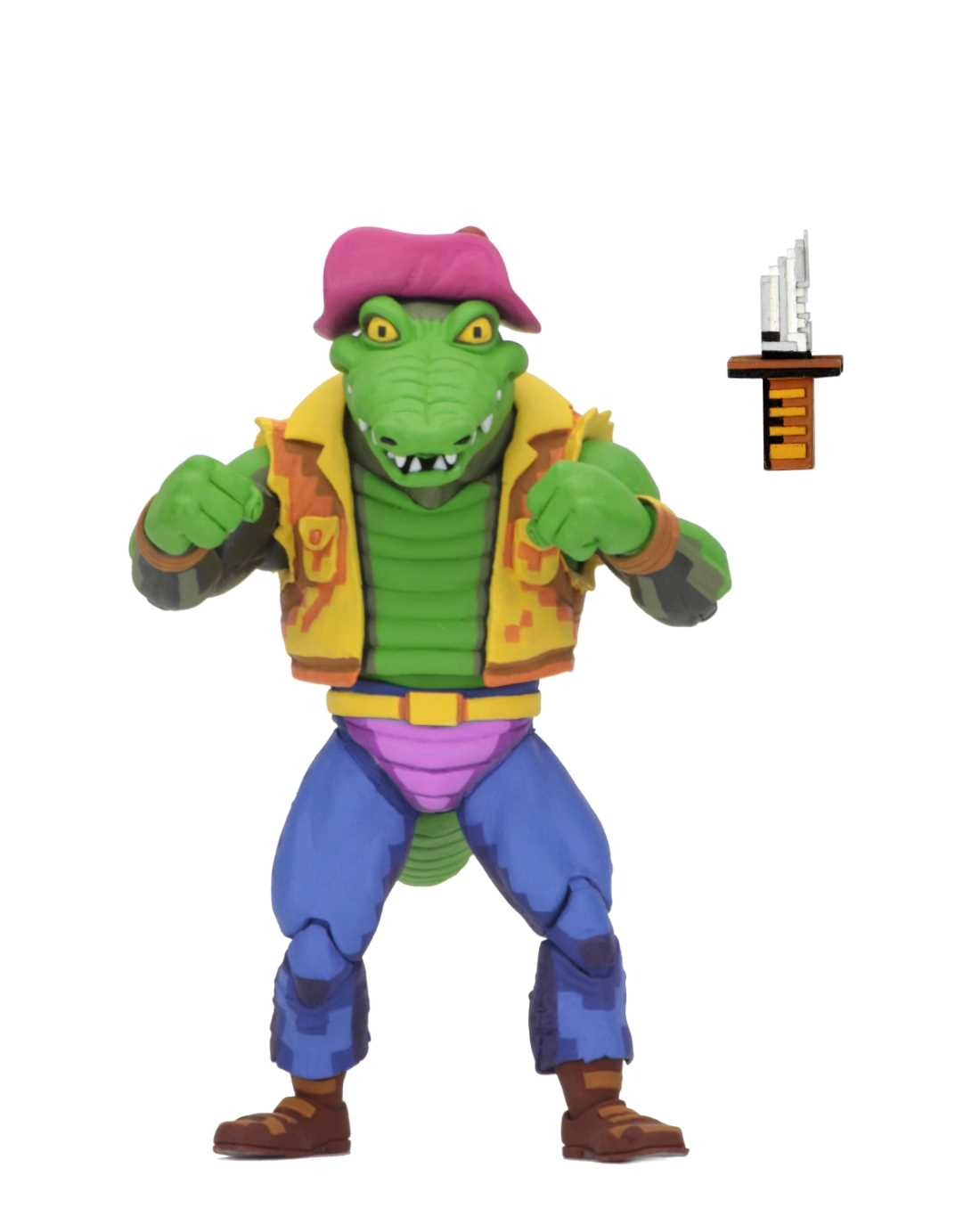 NECA to Release 'TMNT: Turtles In Time' Series 2 Figures in July 2021