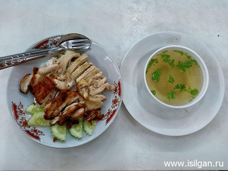 Chicken mix. Патайя. Таиланд