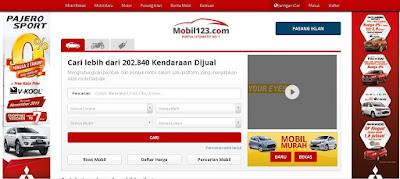 situs jual beli mobil, mobil123.com
