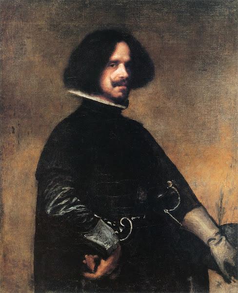 Диего Веласкес - Автопортрет (1645)
