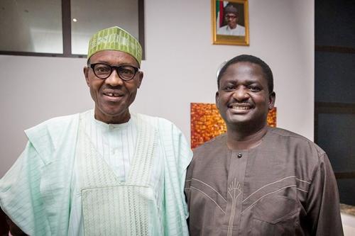 Who Can Force Buhari to Do Anything? Nobody! - Femi Adesina