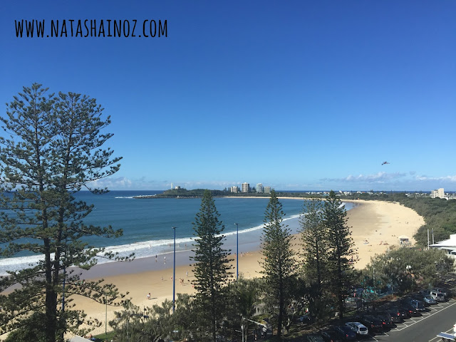 Mooloolaba Beach in Queensland via www.natashainoz.com