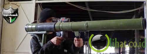 Peluncur Roket Osa M79