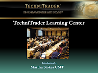 learning center webinars - technitrader