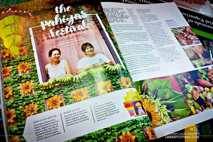 Pahiyas Festival Explore Philippines Magazine