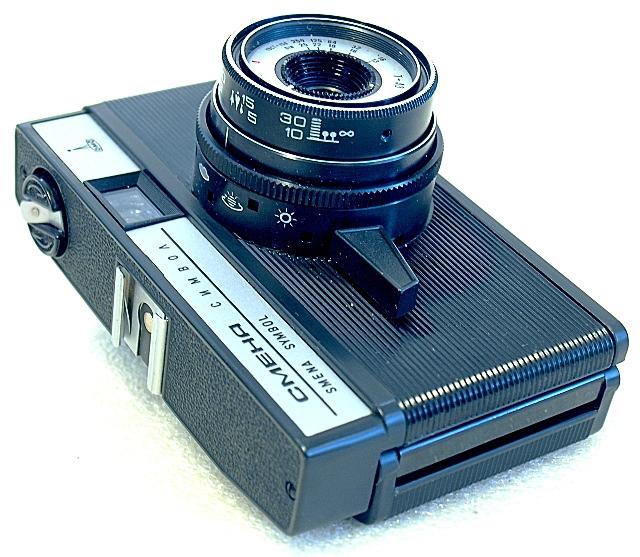 Smena Symbol 35mm Viewfinder Camera