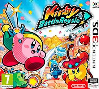 Rom Kirby Battle Royale 3DS