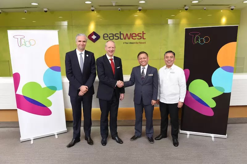 EastWest Bank, Ageas Celebrate Fourth Year of Insurtech Venture Troo