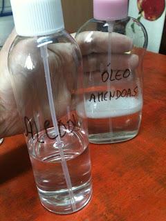 DIY...ideia para frascos....