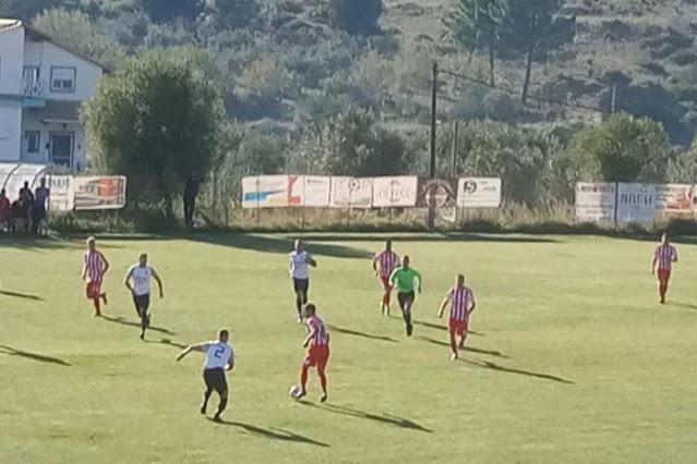 Διεξήχθη σήμερα Σάββατο 31/10 και ώρα 15:00 στο Δημοτικό Αγιάς το τοπικό ντέρμπι της 6ης αγωνιστικής της Ά ΕΠΣ Πρέβεζας – Λευκάδας ανάμεσα στον Αετό Αγιάς και τον Απόλλωνα Πάργας, με τους γηπεδούχους να παίρνουν τη νίκη με τελικό σκορ 2-1