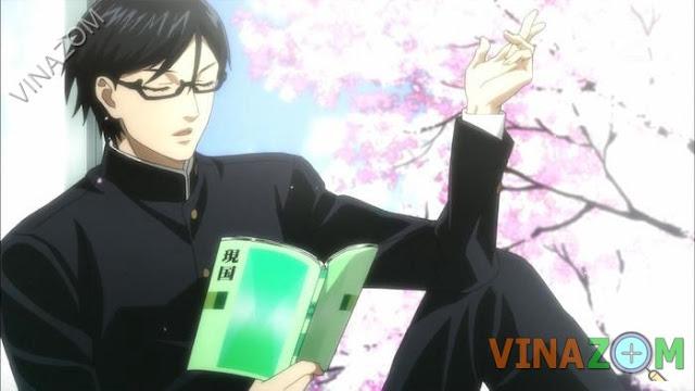 Sakamoto - anime seinen hài hước hay nhất