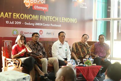 Anak Muda Milenial Harus Mengenali Fintech Lending (Pinjaman Online)
