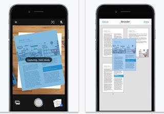 scansionare in PDF da cellulare