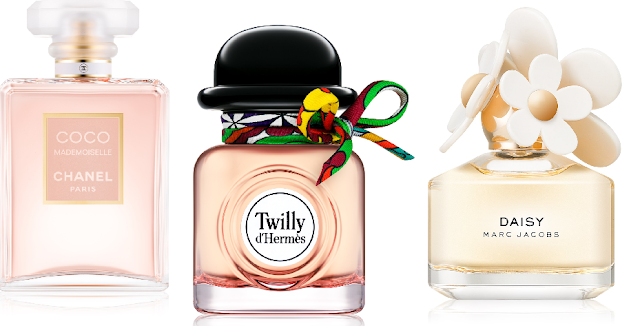 iperfumy, woda perfumowana