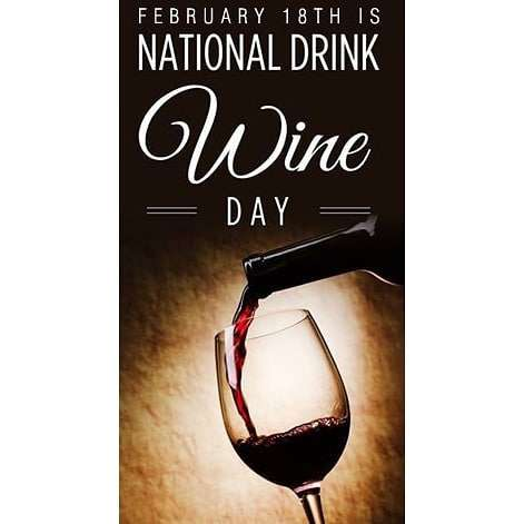 National Drink Wine Day Wishes