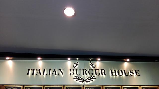 Italian Burguer House [Lisboa, Portugal]