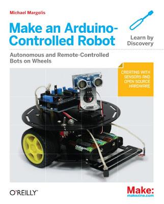 Libro Arduino PDF Make An Arduino Controlled Robot