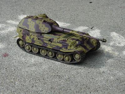 Tiny Tank!