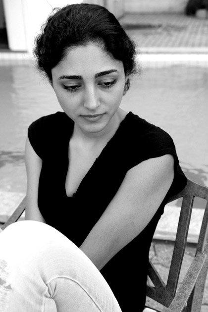 An Iranian Actress Golshifteh Farahani Nude Photoshoot -4325