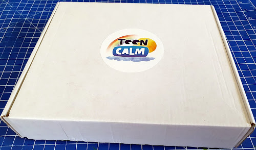 Teen Calm Box review outer packaging