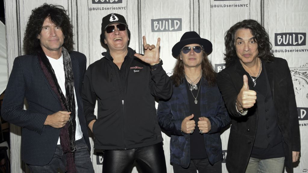 VIDEO: KISS Talks 'End Of The Road' with the Build Series