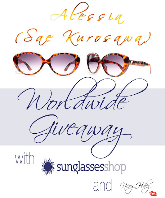 sunglasses, giveaway, sorteo, winner