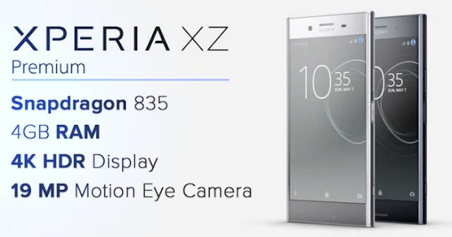 Harga Dan Spesifikasi Sony Xperia XZ Premium Terbaru