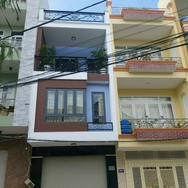 Bán nhà kdc đường Phạm Thị Ba và Nguyễn Văn Quỳ sau Điện Máy Xanh