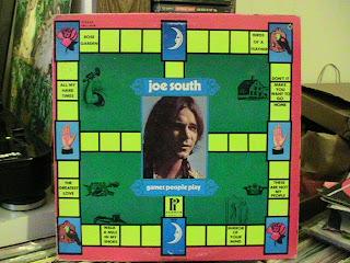 Down Underground Joe South Games People Play Lp