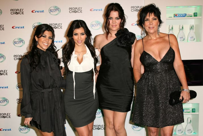 stunning Kardashians in 2020 3