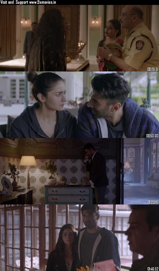 Sadak 2 (2020) Hindi 720p WEBRip 1GB