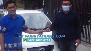 Kirim mobil Honda Brio tiba di Bitung, pengiriman oleh Ekspedisi FARHIYAtrans dengan kapal roro Surabaya - Makassar, perjalanan 4 hari. Jakarta #surabaya #Makassar #bitung #kirimmobil #jasapengirimanmobil #jasakirimmobil #kirimmobilantarpulau #agentiketkapal #jadwalkapal