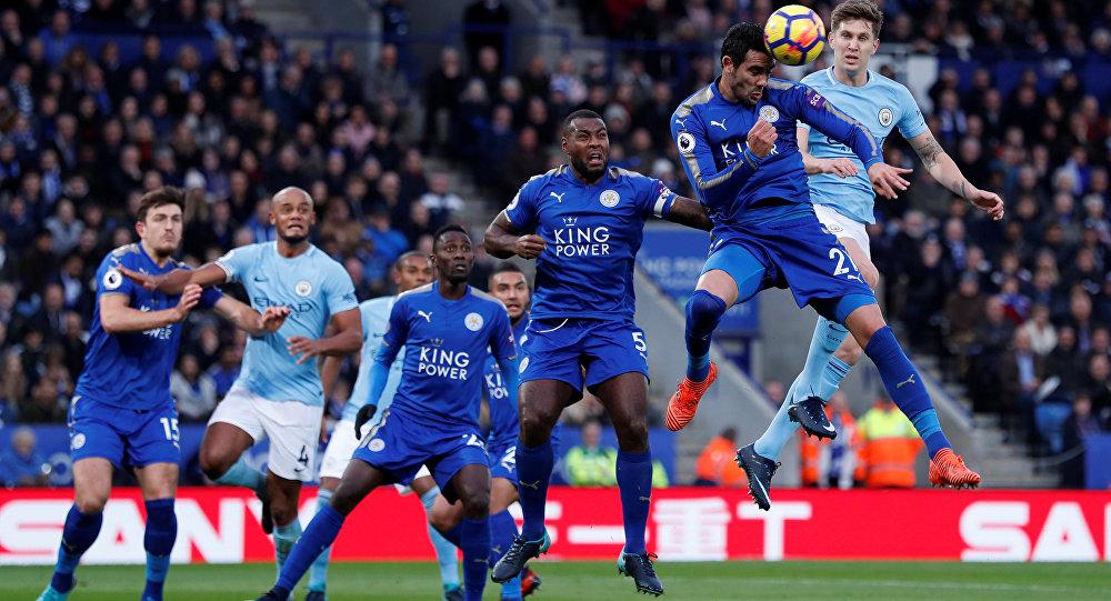 نتيجة مباراة مانشستر سيتي وليستر سيتي بتاريخ 21-12-2019 الدوري الانجليزي