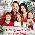 "REVIEW OF HALLMARK movie ""CHRISTMAS WITH THE DARLINGS"": A FEEL  GOOD ROMANTIC COMEDY TO USHER IN THE YULETIDE SPIRIT"