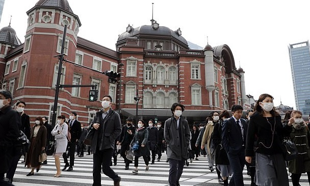 Japan is accused of coronavirus cover-up