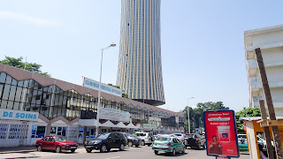 With 3 million dollar in maintanance it is the most expensive building in the Republic of Congo
