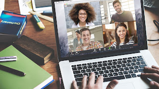 Video meetings affect health