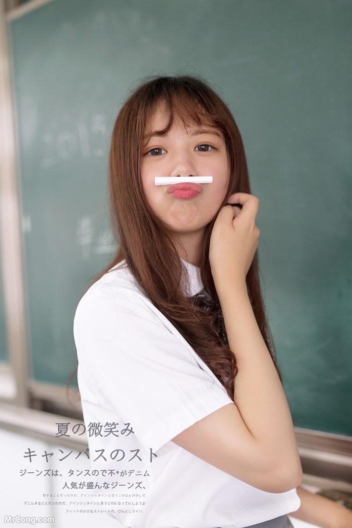 Image School-girls-by-Ronnie-MrCong.com-050 in post Những cô nàng nữ sinh xinh đẹp mê mẩn người xem chụp bởi Ronnie (96 ảnh)