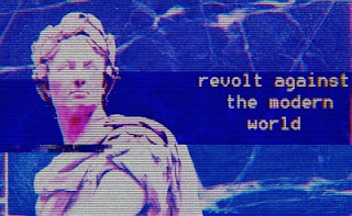 Rodzimowierstwo słowiańskie to rewolucja przeciwko nowoczensemu światu