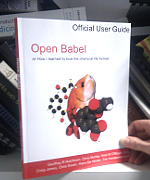 Get the Open Babel book