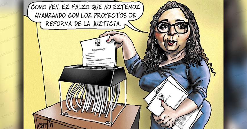 Carlincaturas Miércoles 19 Diciembre 2018 - La República