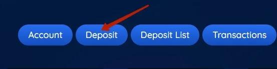 Создание депозита в BinaryPlus
