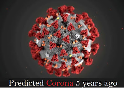 Predicted Corona Virus